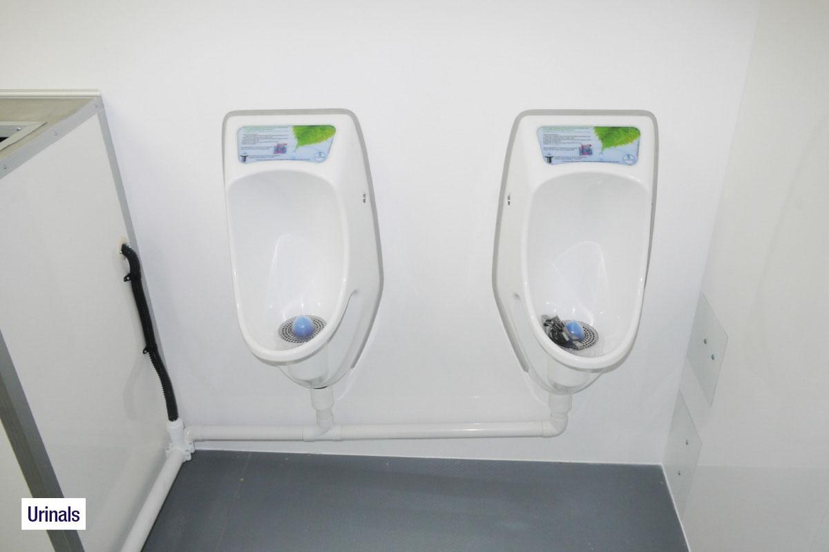 Mobile Toilet Units | Construction Site Toilets | EasyCabin