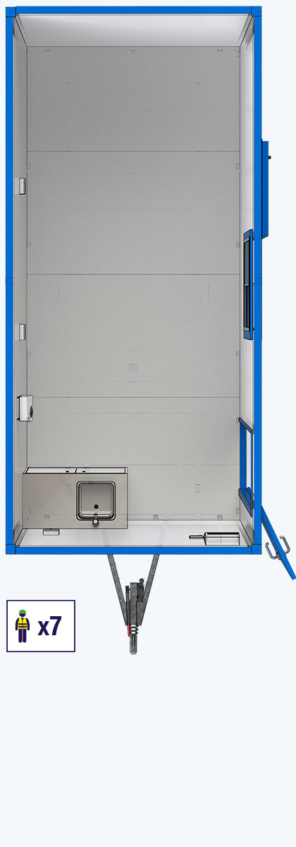 mobile office units