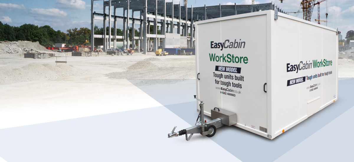 Mobile Storage Unit | Portable Storage Container | Easy Cabin