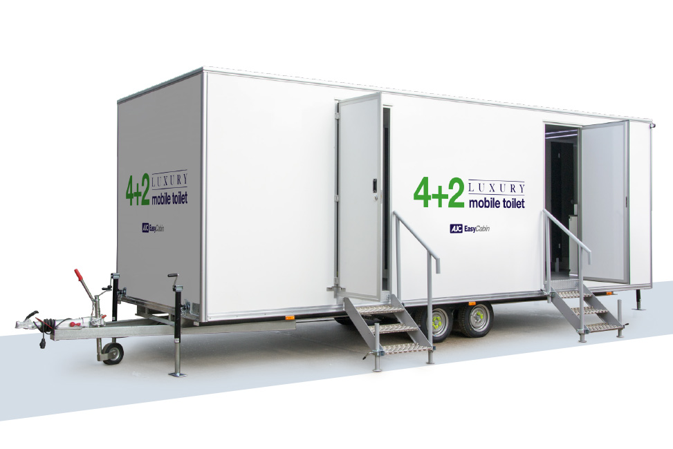 Mobile Toilets For Hire Portable Toilet Rental Easy Cabin