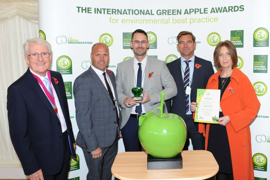 Green Apple Environment Awards